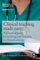 Clinical Teaching Made Easy - Judy McKimm