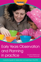 Early Years Observation and Planning in Practice - Jenny Barber
