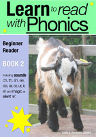 Learn to Read with Phonics - Book 2 - Sally Jones