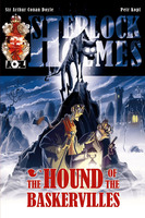 The Hound of the Baskervilles - A Sherlock Holmes Graphic Novel - Petr Kopl