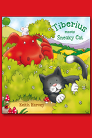 Tiberius Meets Sneaky Cat - Keith Harvey