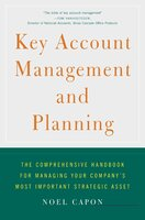 Key Account Management and Planning - Noel Capon