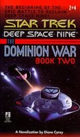 The Dominion Wars: Book 2 - Diane Carey