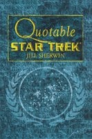 Quotable Star Trek - Jill Sherwin