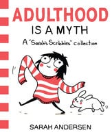 Adulthood Is a Myth (PagePerfect NOOK Book) - Sarah Andersen