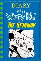 The Getaway (Diary of a Wimpy Kid Book 12) - Jeff Kinney
