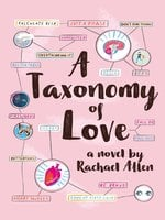 A Taxonomy of Love - Rachael Allen