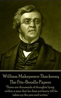 The Fitz-Boodle Papers - William Makepeace Thackeray