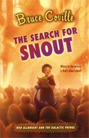 The Search for Snout - Bruce Coville