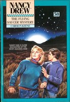 The Flying Saucer Mystery - Carolyn Keene