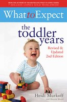 What to Expect: The Toddler Years 2nd Edition - Heidi Murkoff