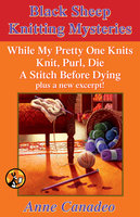 The Black Sheep Knitting Mystery Series - Anne Canadeo