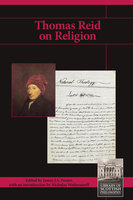 Thomas Reid on Religion - James J.S. Foster