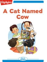 A Cat Named Cow - Lissa Rovetch