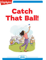 Catch That Ball - Lissa Rovetch