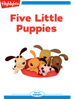 Five Little Puppies - Sharon Chriscoe