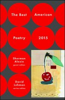 The Best American Poetry 2015 - Sherman Alexie,David Lehman