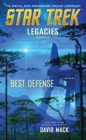 Legacies #2: Best Defense - David Mack