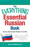 Everything Essential Russian Book - Julia Stakhnevich