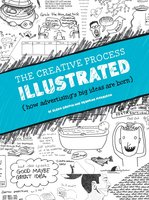 The Creative Process Illustrated - W. Glenn Griffin,Deborah Morrison