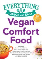 Vegan Comfort Food - Adams Media