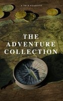 The Adventure Collection: Treasure Island, The Jungle Book, Gulliver's Travels, White Fang, The Merry Adventures of Robin Hood (A to Z Classics) - Jack London, Howard Pyle, Rudyard Kipling, Robert Louis Stevenson, Jonathan Swift, A to Z Classics