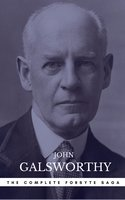The Forsyte Saga Complete Novels (The Forsyte Saga - A Modern Comedy - End of the Chapter) - John Galsworthy,Book Center